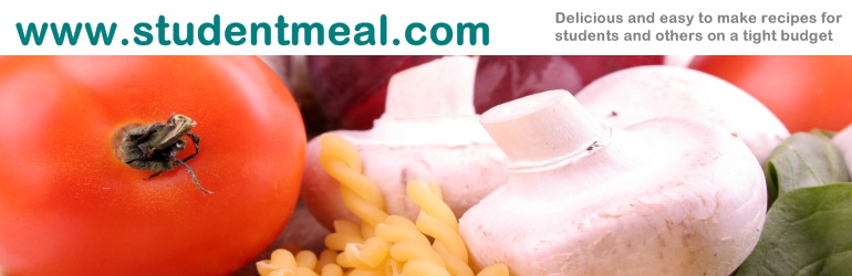 Banner image for www.studentmeal.com